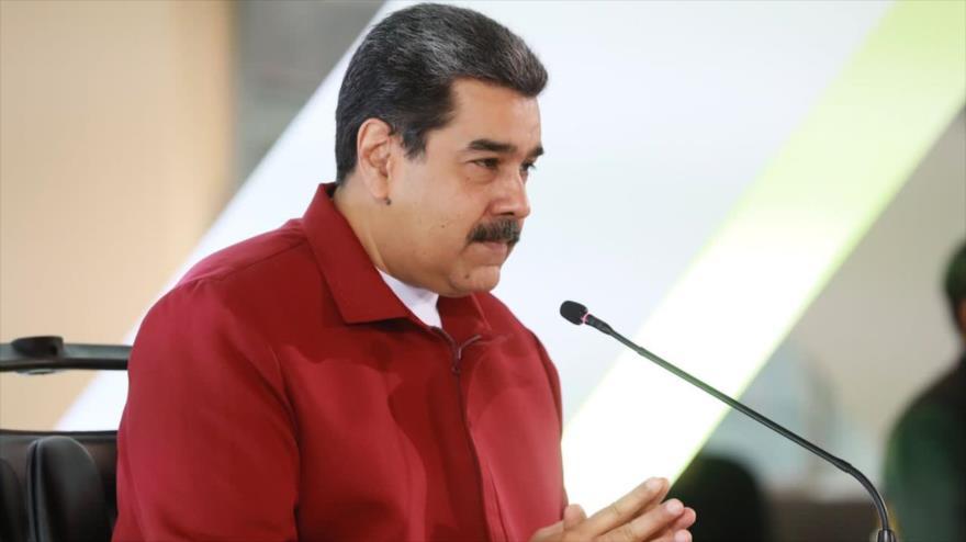Maduro: Duque financia guerra contra servicios públicos de Venezuela