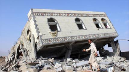 Ataques de Riad a Yemen dejan cinco civiles muertos en solo un día