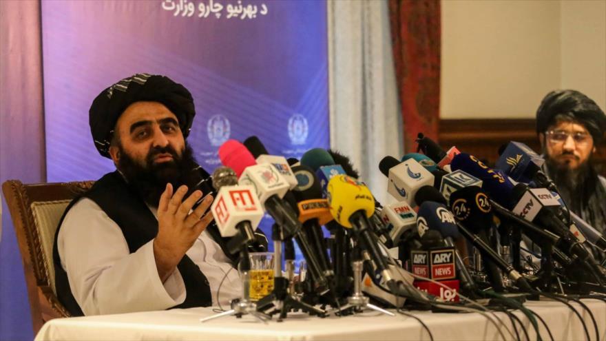 Talibán pide asistir a la Asamblea General de ONU como gobierno afgano