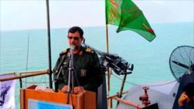 Alto oficial: Irán hará arrepentirse a quien piense en agredirlo