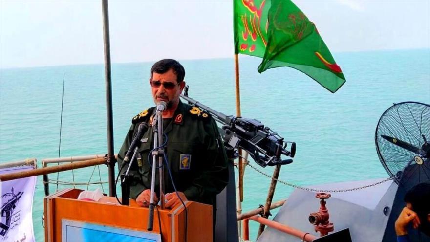 Alto oficial: Irán hará arrepentirse a quien piense en agredirlo | HISPANTV