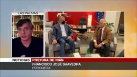 Saavedra: Irán y Europa deben dejar de lado a EEUU y seguir en PIAC