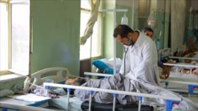 ONU advierte sobre el aumento de crisis sanitaria en Afganistán