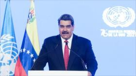 Maduro denuncia ante la ONU campaña de sanciones contra Venezuela