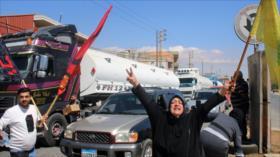 Quinto convoy de combustible enviado por Irán ya está en El Líbano