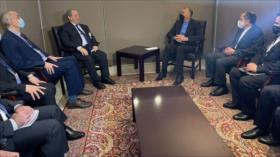 Irán aboga por estrechar las relaciones económicas con Siria