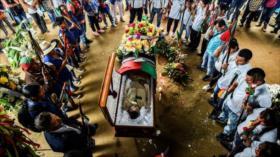 Denuncian asesinato de 6 indígenas en últimas 36 horas en Colombia