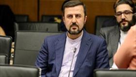 Irán: AUKUS evidencia 'doble rasero' de EEUU en el tema nuclear