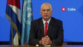 Cuba: EEUU presiona a países soberanos abusando de bloqueo económico