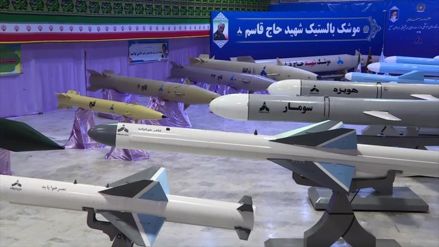 Irán Hoy: Autosuficiencia militar de Irán