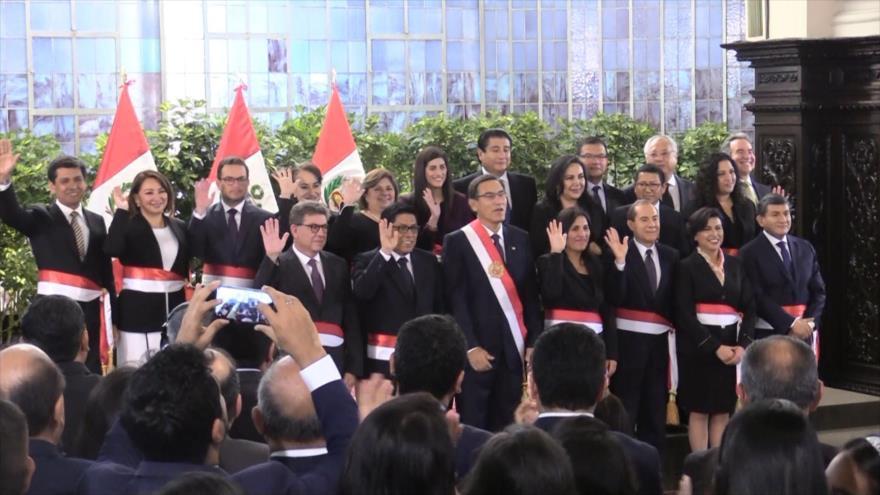 Martín Vizcarra busca anular inhabilitación ante el Poder Judicial