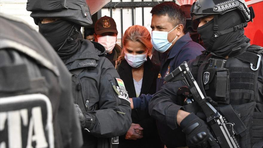 Bolivia no acepta que Áñez sea procesada en calidad de expresidenta | HISPANTV