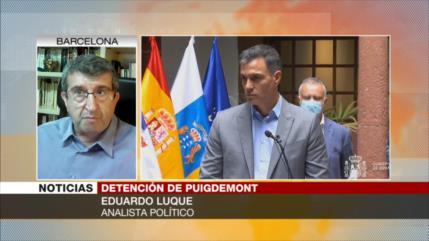Luque: No hay ninguna resolución rápida en el caso de Puigdemont