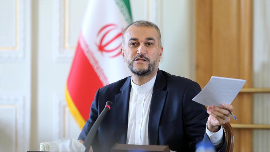 Canciller iraní: EEUU da señales negativas con sus sanciones antiraníes