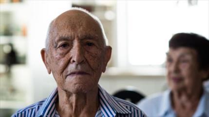 """Hijo de uno de los fundadores de Israel prevé un """"futuro oscuro"""""""