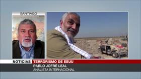 Jofré Leal: ONU ha guardado un silencio cómplice sobre Soleimani