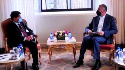 Irán y Nicaragua urgen a profundizar lazos ante sanciones de EEUU