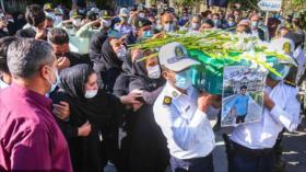 Muere adolescente iraní de graves quemaduras tras rescatar a dos mujeres