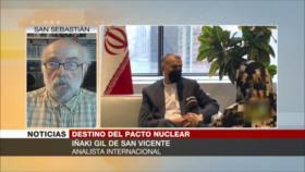 Gil de San Vicente: Cuidado Irán, Biden es más peligroso que Trump