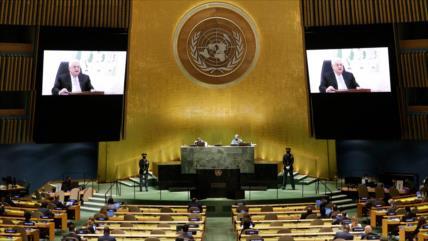 Palestina le da a Israel un año para abandonar territorios ocupados