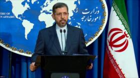 Irán sobre PIAC: Es hora de que EEUU se despierte a nueva realidad