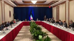 Irán: Resultado de diálogos nucleares depende de conducta de EEUU