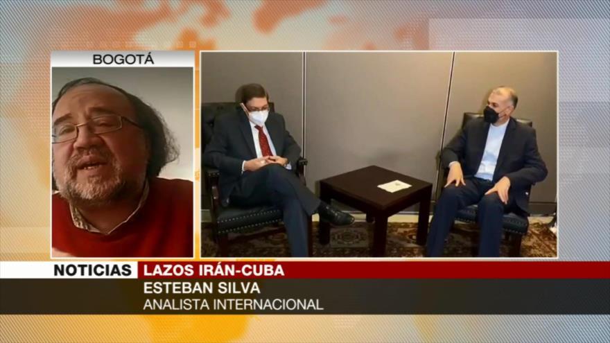 Silva: Alianza estratégica Irán-Cuba romperá el bloqueo de EEUU