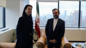 Irán pide posición firme de la ONU ante asesinato de sus figuras