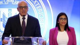 Venezuela rechaza injerencia de EEUU en diálogos con la oposición