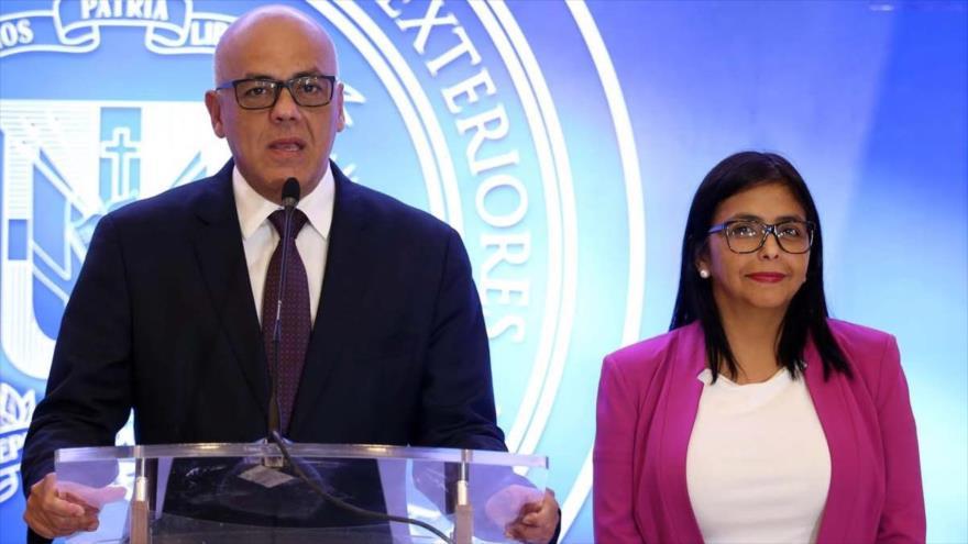 Venezuela rechaza injerencia de EEUU en diálogos con la oposición | HISPANTV