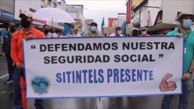 Sectores populares de Panamá rechazan las políticas del Gobierno