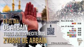 Todos recitamos Zyarat de Arbaín: ya está disponible en español