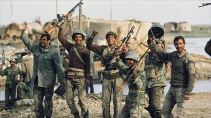 Irán conmemora 41.º aniversario de la guerra impuesta por Irak