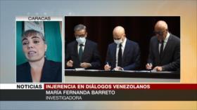 Barreto: EEUU busca recuperar control sobre oposición en Venezuela