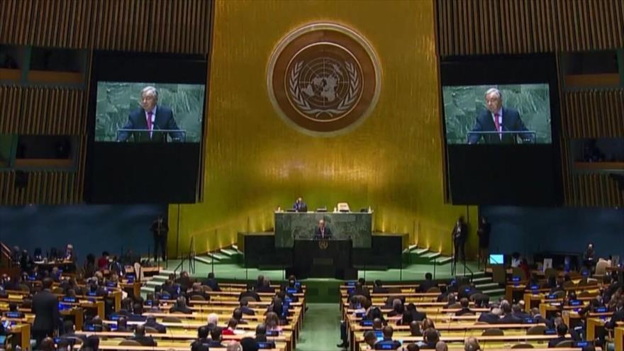 Recuento: ONU, más demandas que aciertos