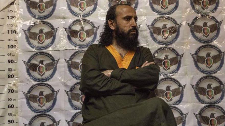 Talibán asegura haber abatido a líder de Daesh en Afganistán