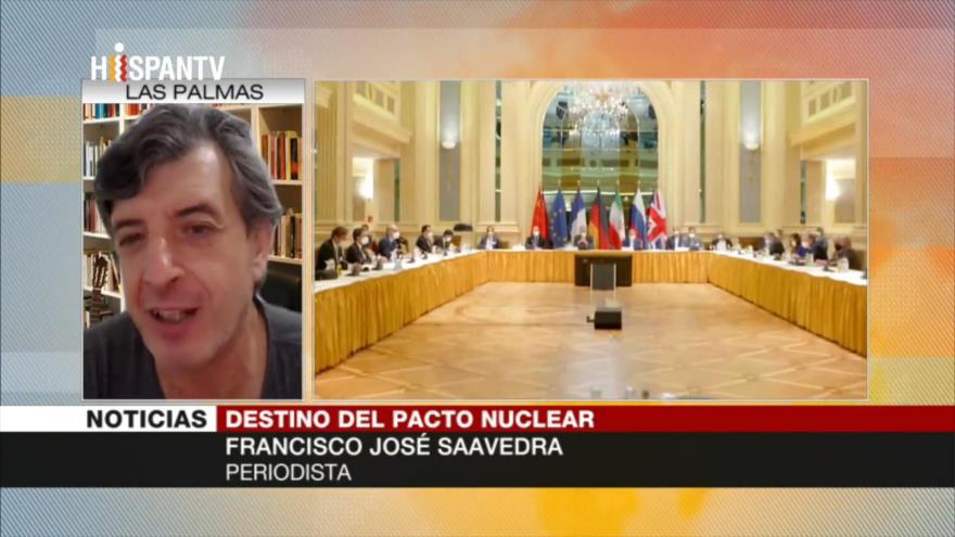 Saavedra: Lobby israelí impulsa a EEUU a torpedear el pacto nuclear