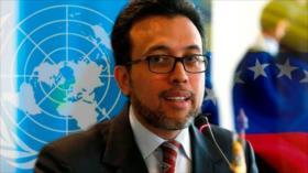 Venezuela refuta el informe 'politizado' de ONU sobre DDHH