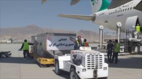 Fotos: Llega a Kabul segundo lote de ayuda humanitaria de Irán