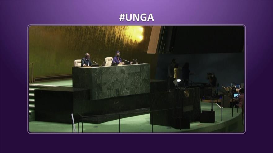 Etiquetaje: ¿Qué dijeron líderes mundiales en Asamblea General de ONU?