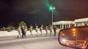 Agentes de EEUU arrestan a soldados mexicanos por cruzar El Paso