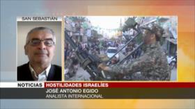 Egido: Impunidad de Israel, fruto del apoyo de Occidente