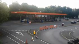 Reino Unido sigue sufriendo la crisis de escasez de combustible