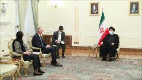 Raisi: Sanciones de EEUU no pueden bloquear el comercio de Irán