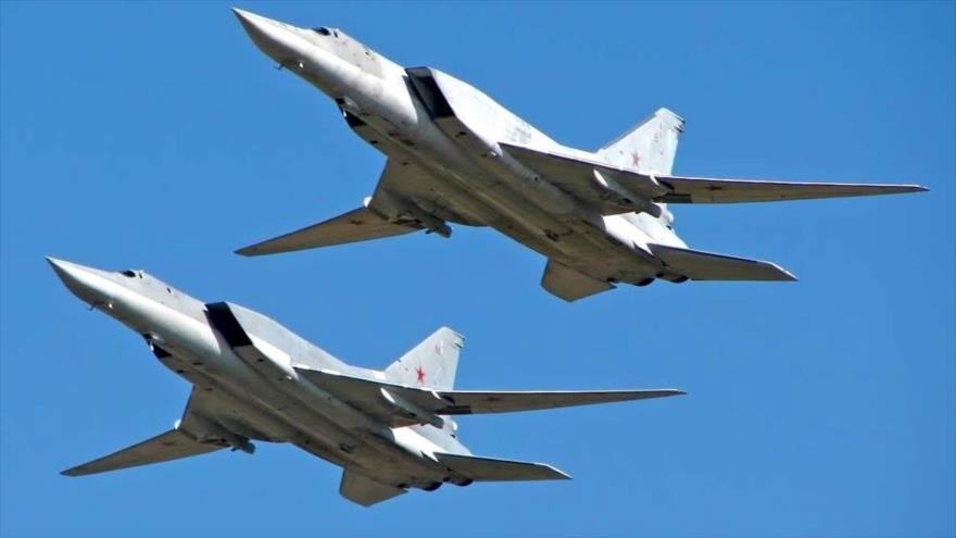 Rusia envía estratégicos Tu-22m3 a Siria ¡esta vez contra Turquía!   HISPANTV
