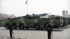 China desarrolla un arma hipersónica, indetectable para radares