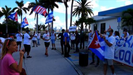 XVI Caravana contra Bloqueo a Cuba, entre ataques y amenazas