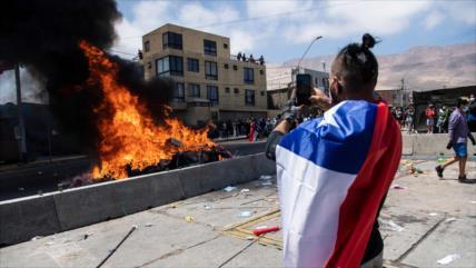 Caracas pide a Chile respetar integridad de migrantes venezolanos