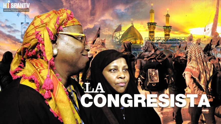 La congresista