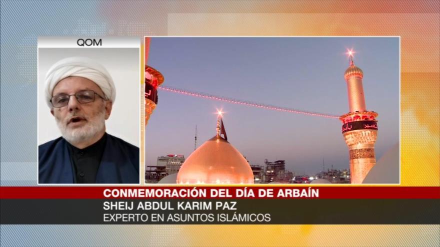 Paz: Arbaín es una oportunidad para conocer el Islam verdadero